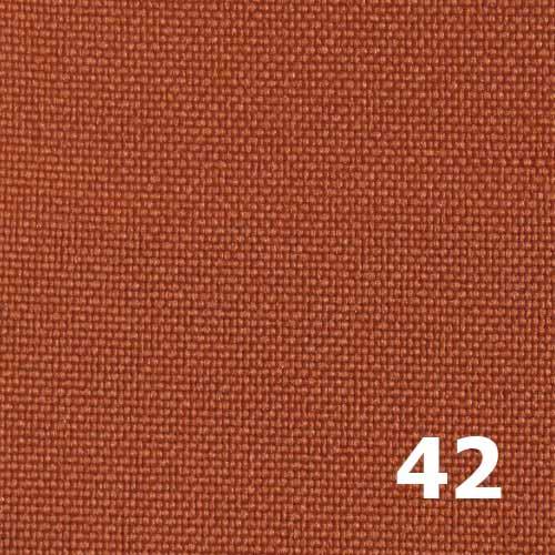 100%-polyester-mini-matt-colour-burnt-orange