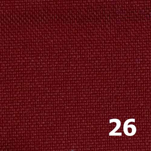 100%-polyester-mini-matt-colour-oxblood-red