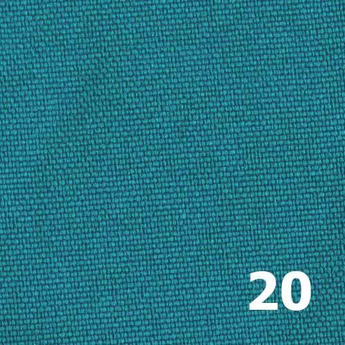 100%-polyester-mini-matt-colour-turquois