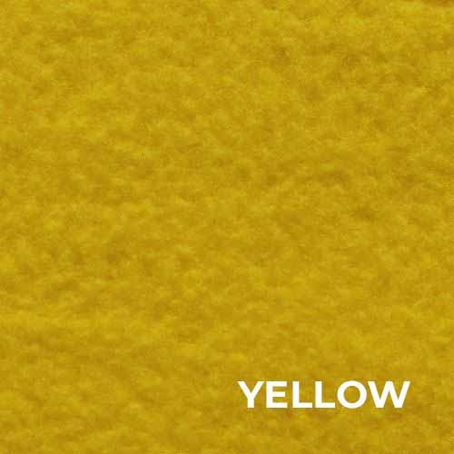 100%-polyester-polar-fleece-yellow