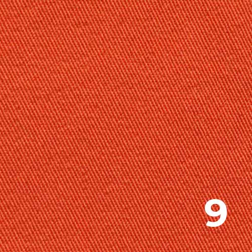 97-3%-Poly-Spandex-4Way-Stretch-colour-orange