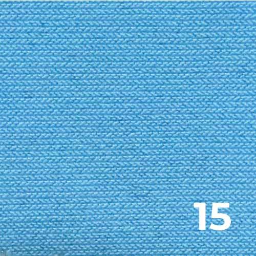 97-3%-Poly-Spandex-bonbon-colour-turquoise-blue